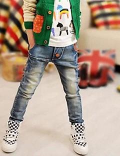 Jeans/Kleidung Sets ( Baumwollmischung/Polyester ) - für BOY - Unelastisch - Medium