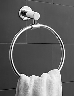 Bathroom Accessories Solid Brass Towel Ring (0640-3307)