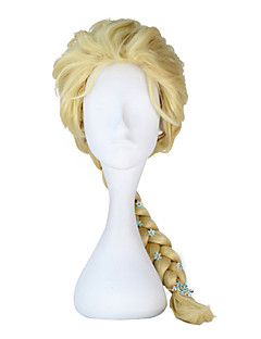 "Frozen ""Snow Queen"" Elsa Deluxe Cosplay Wig"