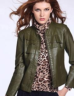 여성의 패션 긴 소매 캐주얼 코트 t.n.l