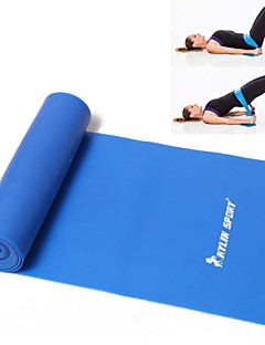 KYLIN SPORT™ Bule TPR Stretch Band by Yoga Pilates Resistance Band PowerTraining