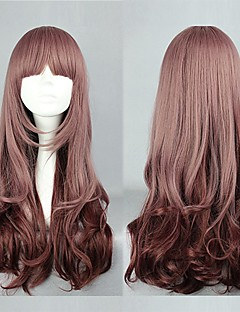 My Little Girl Taro Milk Gradient Color 60cm Sweet Lolita Wig