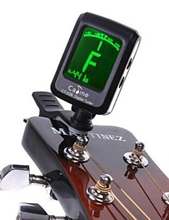 Clip-On Guitar Tuner for Bass Violin Ukulele CT-03B