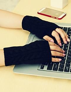 Women Knitwear Gloves , Cute/Party/Work/Casual