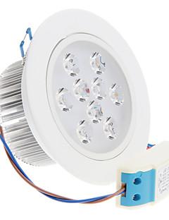 Plafonniers Blanc Chaud 9 W 9 LED Haute Puissance 630 LM 3000 K AC 100-240 V