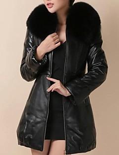 Abrigos y Vestidos ( Piel de Cabra mujeres