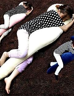 shuian® super grande em forma de hipocampo corpo travesseiro valentine