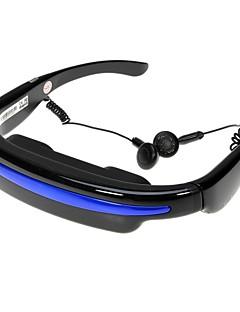VG280 HD 52-inch Portable Eyewear Wide Screen Video Glasses Virtual Theatre 4GB