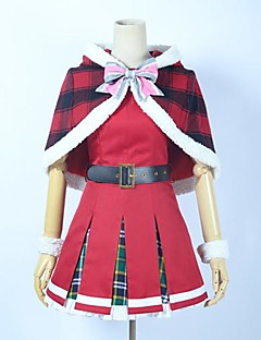 live love! scuola idolo Festival carta sr niko Yazawa costume cosplay Natale