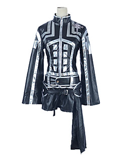 D.Gray-man Lenalee Lee 2nd Version Uniform Cosplay Costume