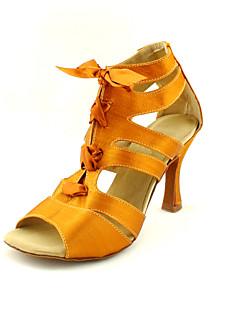 op maat satijn latin / ballroom fashion dansvoorstelling schoenen voor vrouwen (meer kleuren)