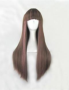 하라주쿠 달콤한 70cm 로리타 가발을 염색 출발