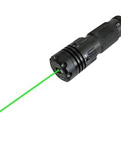 LT-G22 Green Laser Pointer (4MW,532nm,1x16340,Black)