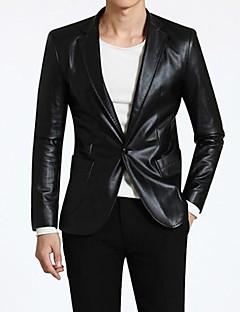 Men PU Outerwear