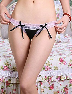 laço bowknot calças virilha aberta das mulheres dnyh®