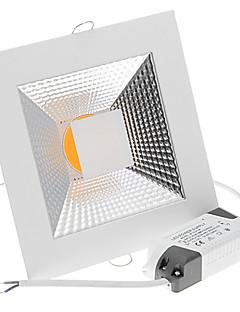 Plafonniers Blanc Chaud 10 W 1 COB 950-1050 LM 3000-3500 K AC 85-265 V
