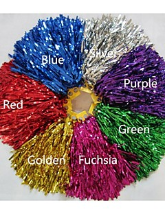 One Cheerleader Costumes Performance Hand Flower(More Colors)