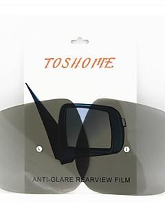 toshome antireflexfilm för utomstående backspeglar för prado