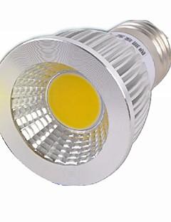 E26/E27 Spot LED 1 COB 550 lm Blanc Chaud / Blanc Froid Gradable AC 85-265 V