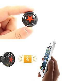 bluetooth v3.0 in-ear stereo hovedtelefon med mikrofon i 6/5 / 5s samsung s4 / 5 htc LG og andre (assorterede farver)