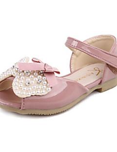 Sandaalit - Tekonahka - Vaaleanpunainen/Oranssi - Avokärkiset korkokengät/Comfort