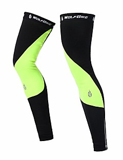 Leg Warmers/Knee Warmers Bike Breathable / Thermal / Warm / Windproof / Moisture Permeability UnisexSpandex / Polyester / Wool Fabric /