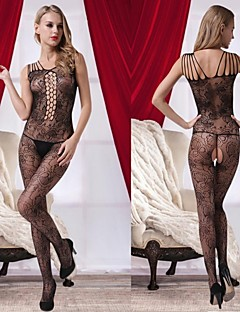 Women's One Piece Sexy Cut See Through Nightwear