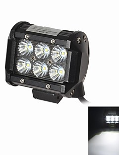 "KAWELL 18W 4"" CREE LED for ATV/boat/suv/truck/car/atvs light Off Road Waterproof Led Flood Work Light"