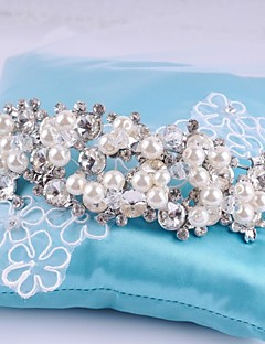 Women's Pearl/Stainless Steel Headpiece - Wedding/Special Occasion Tiaras/Headbands