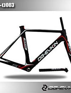 OG S7-P003 OG-EVKIN Carbon UD BB68 DI2 V Brake Bicycle Frame
