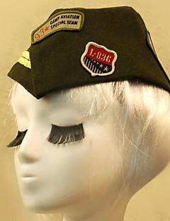russisk soldat lue kvinners karneval fest tilbehøret