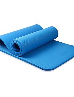 Yoga Mats ( Azul , nbr ) - 10