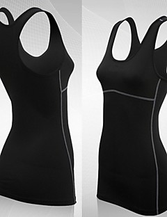 Women's Sleeveless Running Sports Bra Tank Underwear Tops Breathable Spring Summer Sports WearYoga Pilates Exercise & Fitness Racing