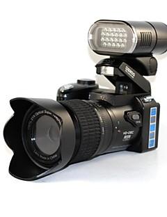"""3 """"5.0MP écran cmostft lcd appareil photo numérique 21x zoom optique reflex numériques avec projecteur à LED pour une utilisation extérieure noir"""