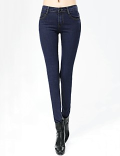 sagetech®women kimmoisuutta ohut Bodycon Jean housut (kaksi väriä)