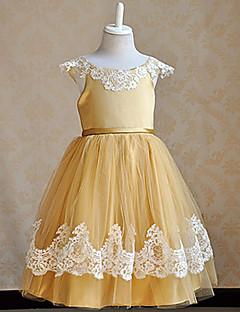 Trapezio - Tondo - Cocktail - Flower Girl Dress