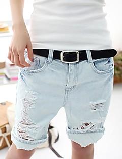 sagetech®women hullene i dongeri korte bukser
