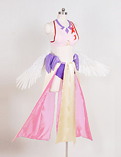No Game No Life Jibril Cosplay Costume Angel Cosplay Costume