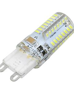 3W G9 LED-lampa T 64 SMD 3014 300-400 lm Varmvit / Kallvit AC 220-240 V