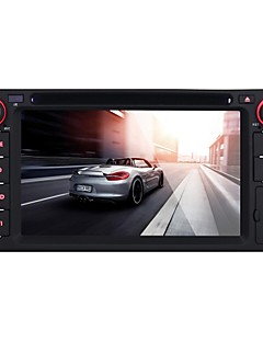Universal Car DVD Player for Toyota  Android4.4 2 Din 6.2'' 800 x 480Built-in Bluetooth/GPS/RDS/3D Interface/WIFI