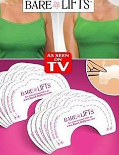 10 Stück sofortiges Brust-Aufzug-Unterstützung unsichtbaren Büstenhalter-Klebeband
