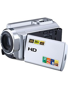 Videocámara - Pantalla - 5.0 MP CMOS - 2.8 Zoll - 12x - Full HD/Salida de vídeo/720P/HD/Anti golpe/Foto fija Captura
