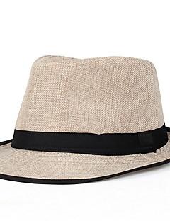 Men Vintage Summer Fedora Hat