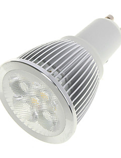 Spot Blanc Chaud 1 pièce GU10 5 W 5 400-450 LM AC 85-265/AC 100-240 V