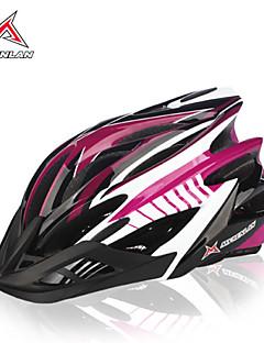 Capacete PC/EPS ) - Montanha/Estrada/Esportes/Half Shell - Homens 28 AberturasCiclismo/Ciclismo de Montanha/Ciclismo de Estrada/Ciclismo