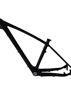 """NEASTY MTB Szénszálas Kerékpár Keret 27,5"""" Fényes 3 K/UD 17""""/19"""" cm 17""""/19"""" hüvelyk"""