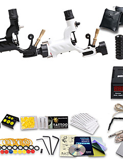 Tattoo Kit with 2 New Style Tattoo Machine Guns