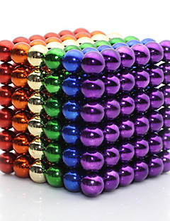 Magnetspielsachen Für Geschenk Bausteine Model & Building Toy Metall Regenbogen Spielzeuge