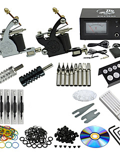2 Machines Tattoo Kit