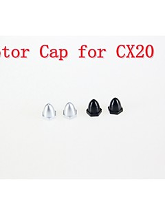 Cheerson CX-20 RC Quadcopter Spare Parts Motor cap 1set/4pcs CX-20-003/004 for CX20